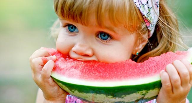 отравление арбузом у детей