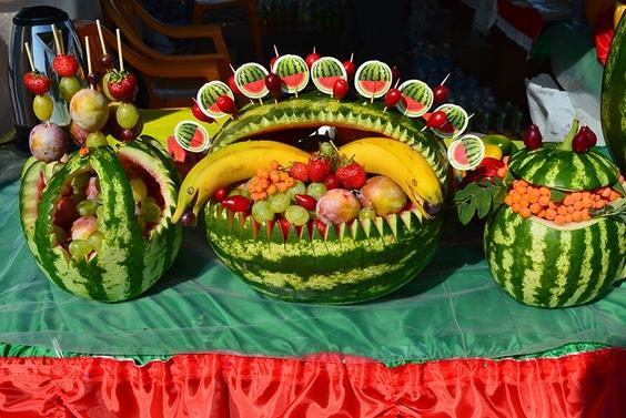 арбузный фестиваль в камышине
