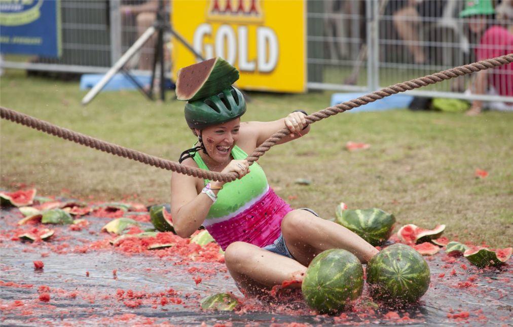 арбузный фестиваль в австралии