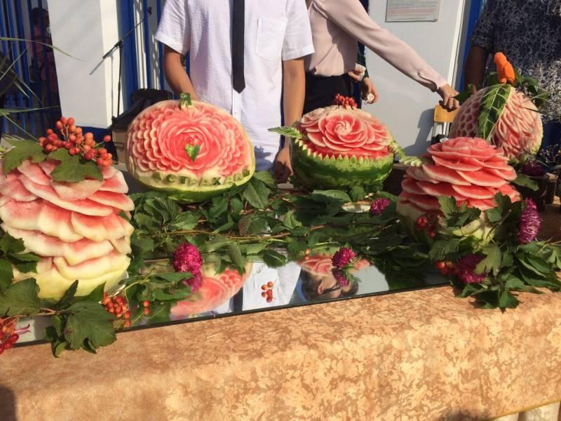 арбузный фестиваль в астрахани