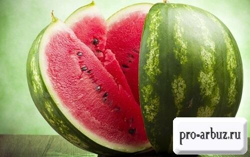 Выбор плодов для арбузного варенья