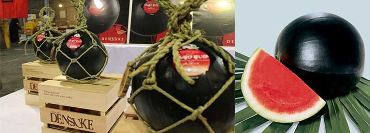 черный арбуз