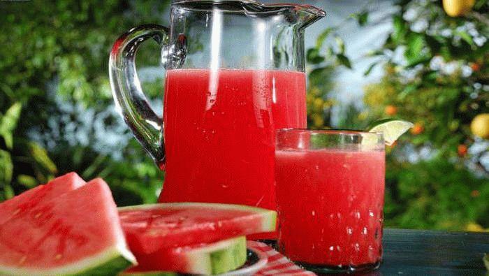 сок из арбуза