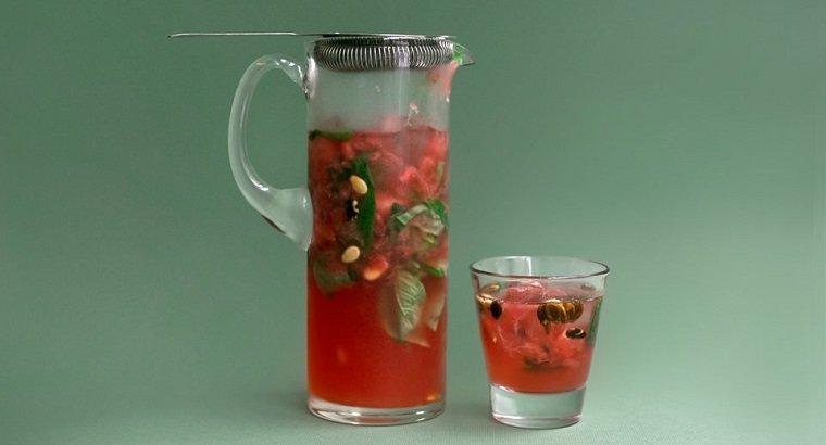 чай из арбузных семечек