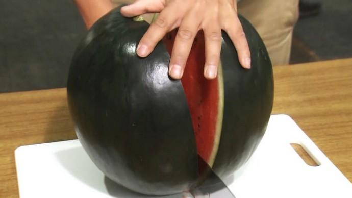 характеристики черного арбуза
