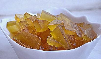 арбузно-ягодный мармелад