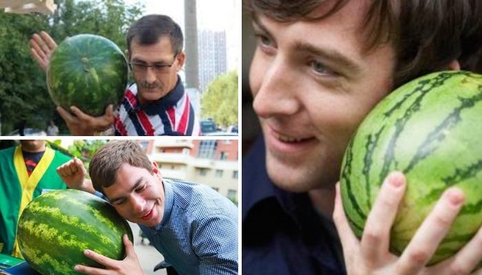 выбрать спелый арбуз
