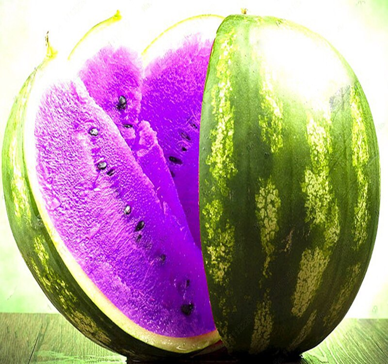 фиолетовый арбуз