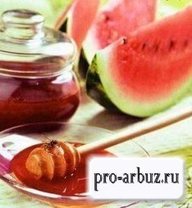 Арбузный мед