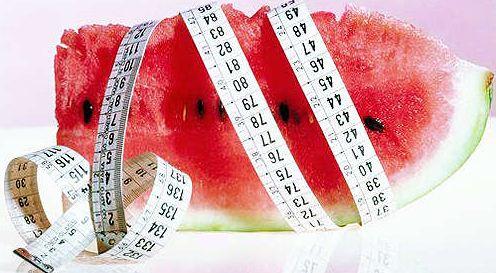 арбузная диета