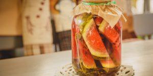 Рецепты консервирования арбузов на зиму в банках, полезные советы