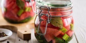 Рецепты приготовления маринованных арбузов, необходимые ингредиенты
