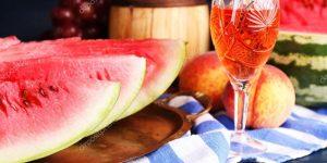 Как сделать арбузное вино в домашних условиях?
