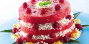 Сочный обед: рецепты первых, вторых и десертных блюд из арбуза
