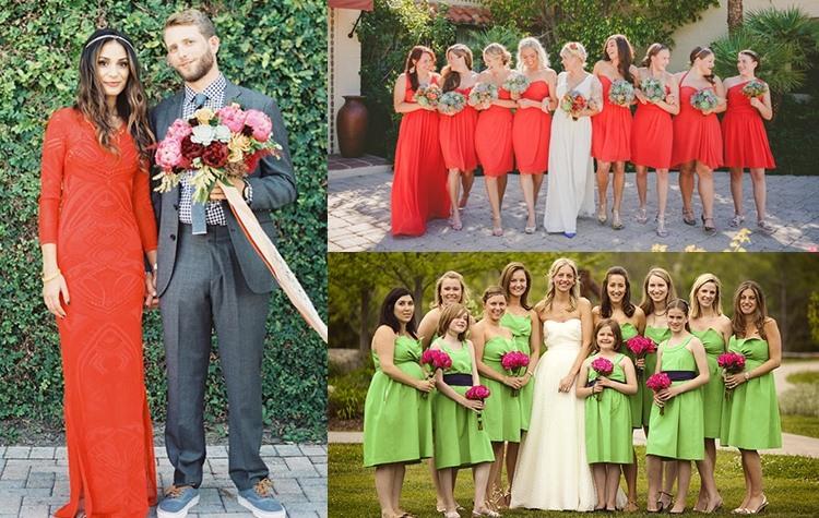 арбузная свадьба